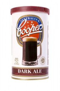 Koncentrat Coopers Dark Ale